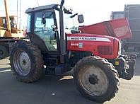 Ремонт трактора Massey Ferguson 6475 (Моисей Фергюсон) с двигателем Perkins 1106C-E60TA 6.6 литра 6 цилиндров