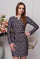 Платье женское Хетти черное, красное, синее