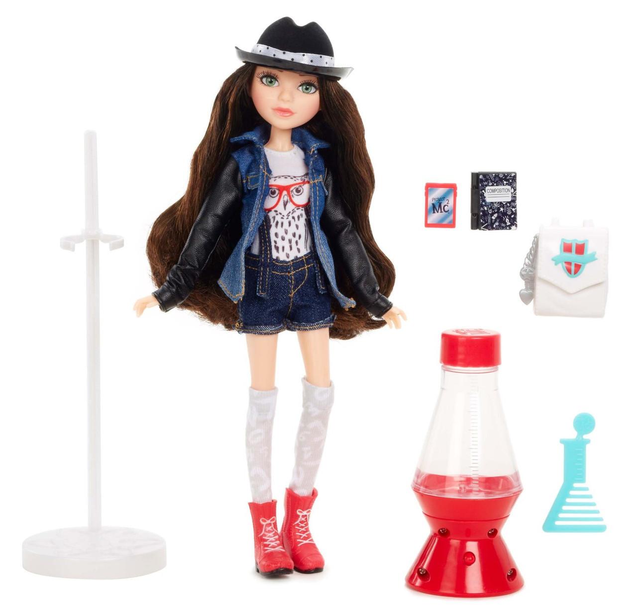 """ОРИГІНАЛ! Лялька Кейла з эксперементом """"Лава Світла"""" - Project Mc2 Doll with Experiment - McKeyla's Lava Light"""