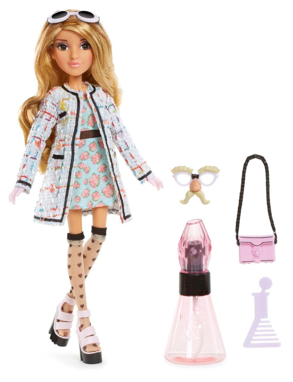 "Лялька Адрієнн з эксперементом ""Духи"" - Project Mc2 Doll with Experiment - Adrienne's Perfume"