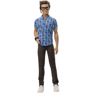 "Кукла Кен из м/ф ""Шпионский отряд"" / Spy Squad Ken Doll(DHF19)"