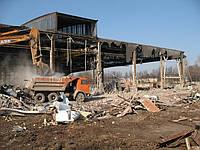 Вывоз строительного мусора Днепропетровск и Днепропетровская область
