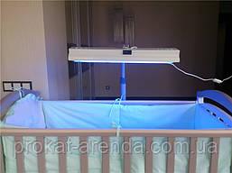 Лампа для лечения желтухи у новорожденных