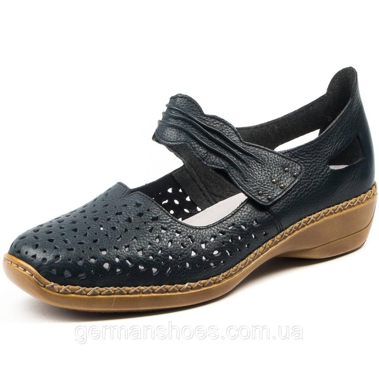 Туфли женские Rieker 41399-14