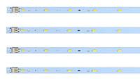 Світлодіодний модуль лінійка 12LED EVERLIGHT