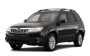Subaru Forester 2013-2014