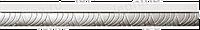 Карниз из гипса к-247