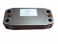 Ariston 24 ff вторичный теплообменник водоводяной теплообменник горизонтальный