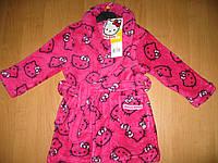 Детский халат для девочек Sun City, 3, 4, 6лет