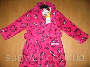 Дитячий халат для дівчаток Sun City, 3, 4 роки