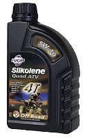 Масло для квадроциклов и вездеходов FUCHS Silkolene QUAD ATV 5w-40 (1л.) для 4-тактных двигателей