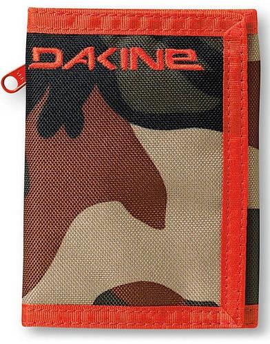 Комфортный мужской кошелек Dakine VERT RAIL WALLET 2014, 610934833645 camo
