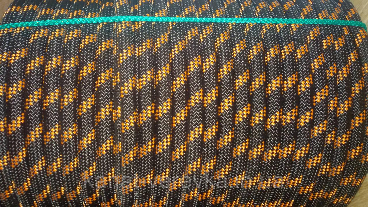 Шнур капроновый 10 мм, полиамидный (прочный!)