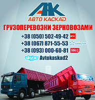 Грузоперевозки зерновозом Марьинка. Перевезти зерновозом в Марьинке. Нужен зерновоз для сыпучих грузов.
