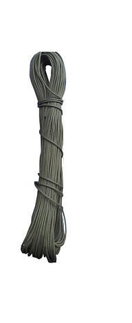 Шнур рыбацкий хаки 4мм*100м, фото 2