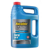 Масло моторное Texaco Havoline Energy SAE 5W-30 5л, ACEA A5/B5, API SL/CF