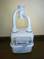 Устройство для замены роторного газового счетчика на мембранный - адаптер фронтальный