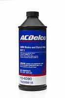 Жидкость тормозная DOT3 473ml (ACDELCO 800157)