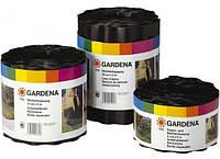 Бордюр садовый коричневый Gardena