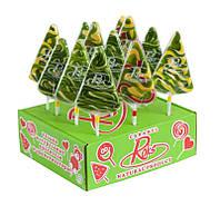 Карамель Леденцы на палочке Новогодняя елочка Roks