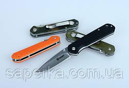 Нож Ganzo G6801 (черный, зеленый, оранжевый, хаки), фото 2
