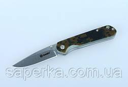 Нож Ganzo G6801 (черный, зеленый, оранжевый, хаки), фото 3
