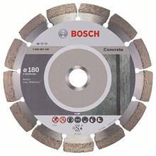 Алмазний відрізний круг Standard for Concrete 180 мм BOSCH