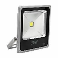 Светодиодный прожектор LEDEX 50Вт 3250лм 6500К холодный белый 120º IP65 слим