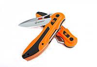 Складной нож Ganzo G621 (оранжевый, серый)
