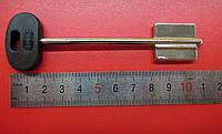 Заготовка ключа MOTTURA широкая длинная правая