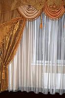 Пошив штор в Киеве, гардины для гостиной, шторы гардины жалюзи, гардины и ламбрекены