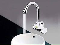 Кран с электрическим водонагревателем RAPID RLD