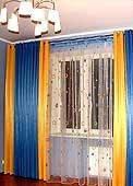 Пошив штор на заказ в Киеве от производителя