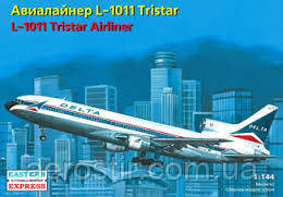 Пассажирский авилайнер L-1011 'Tristar'     1\144    Eastern Express