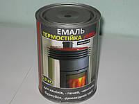 Эмаль термостойкая
