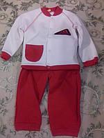 Костюм детский трикотажный с начесом, фото 1