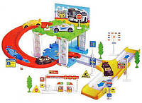 Парковка игрушка Y600