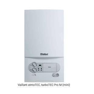 Запчастини Vaillant atmoTEC і turboTEC Pro M (mini)