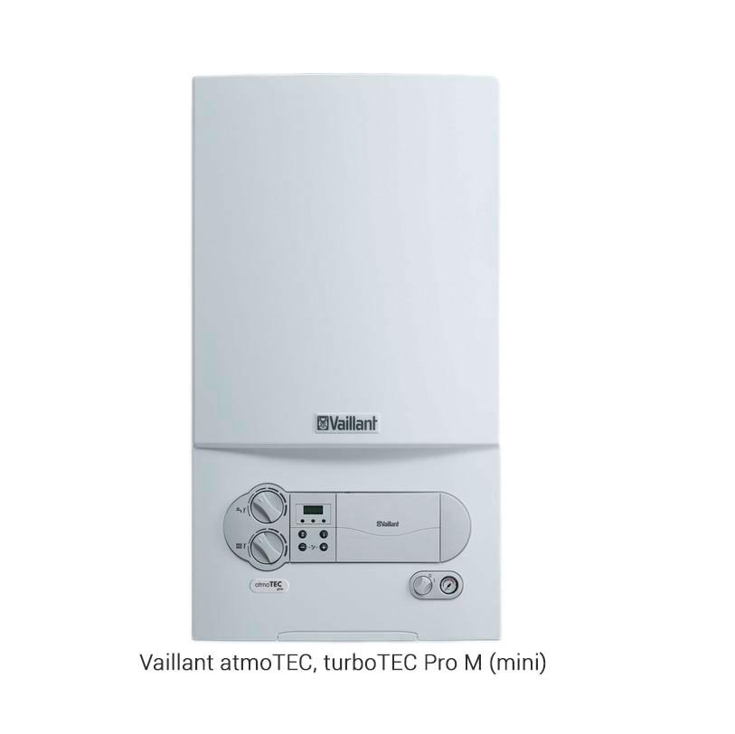 Запчасти Vaillant atmoTEC и turboTEC Pro M (mini)
