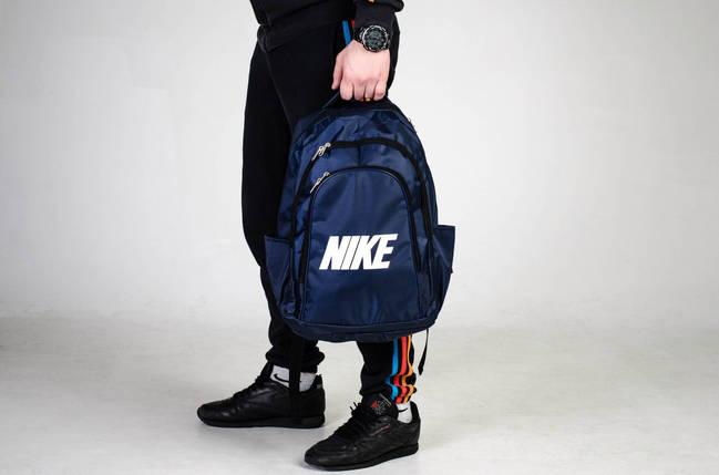 Спортивный рюкзак, модный, унисекс, Nike, фото 2