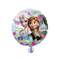 Шар Принцесса Эльза и Анна 46см (гелий)