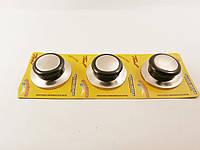 Ручка  для крышки (сковорода,кастрюля и т.д.) комбинированная (метал+пластик) (ЦЕНА указана за 1 единицу)