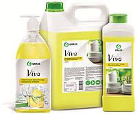 GRASS Cредство для мытья посуды Viva 1 л.