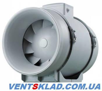 Вентилятор промышленный канальный (до 2300 об.мин.)  Вентс ТТ ПРО 125