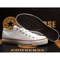 Женские кеды Converse All Star низкие, кеды конверс (в стиле конверс)