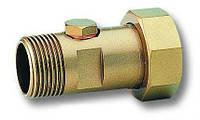 "Honeywell RV277 впускной обратный клапан 1 1/4"" наружн., 1 1/4"" внутр., Kvs 28"