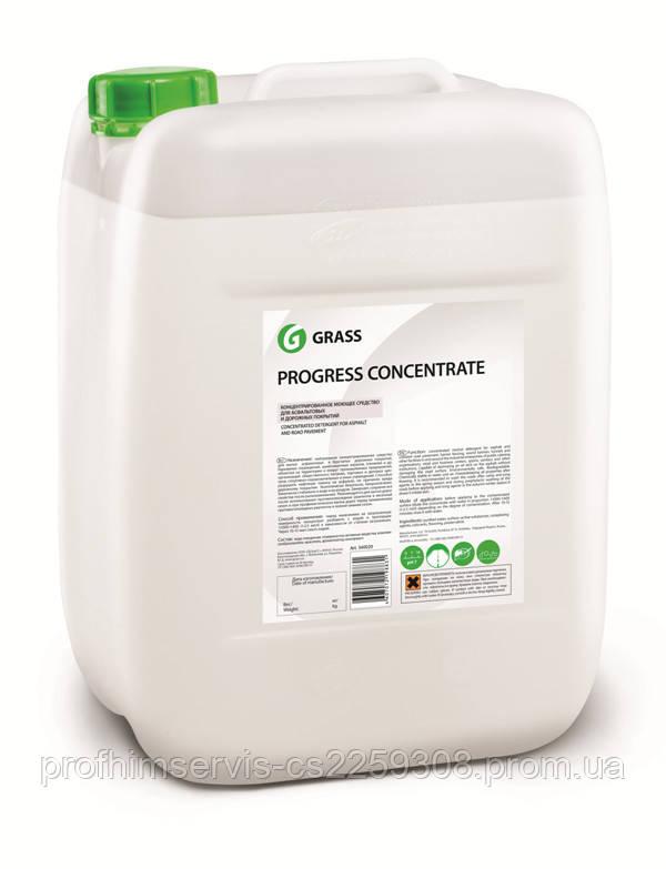 Grass Универсальное высокопенное моющее средство Progress Concentrate 20 кг.