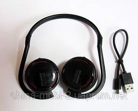 Беспроводные наушники ATLANFA AT-7606 (с MP3 плеером и FM радио), фото 2