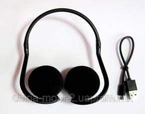 Беспроводные наушники ATLANFA AT-7606  с MP3 плеером и FM радио , фото 3