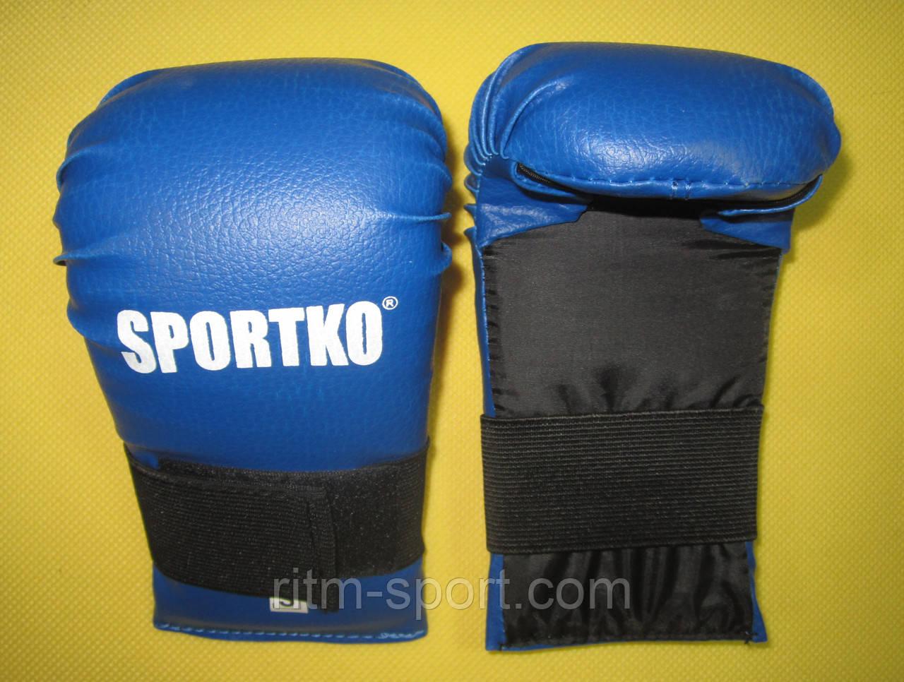 Накладки (рукавички) для карате Sportko